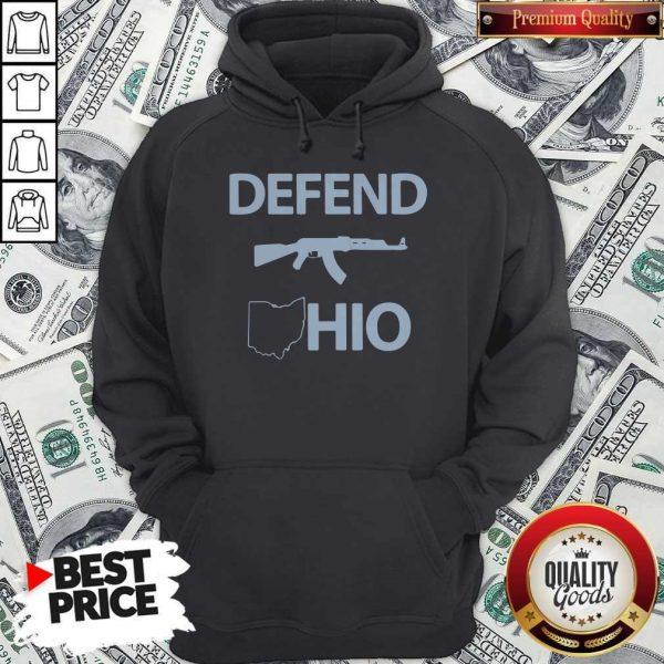 Nice Defend Ohio Hoodie