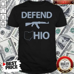 Nice Defend Ohio Shirt