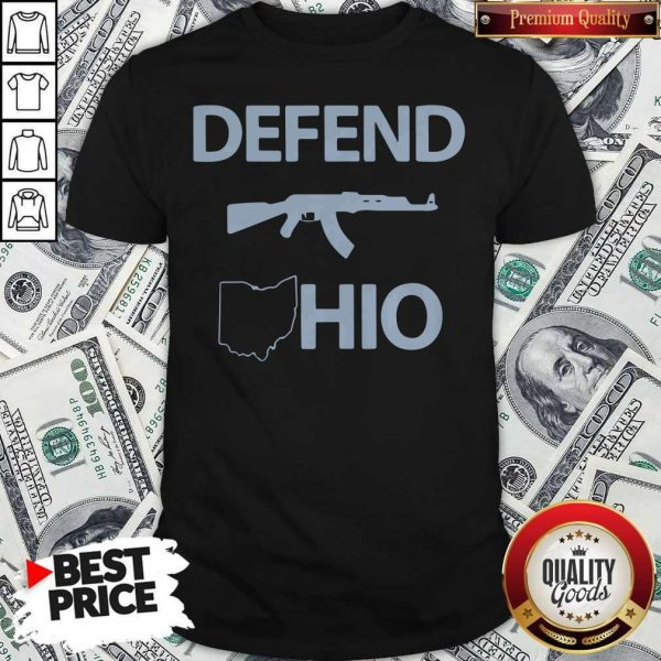 Nice Defend Ohio Shirt