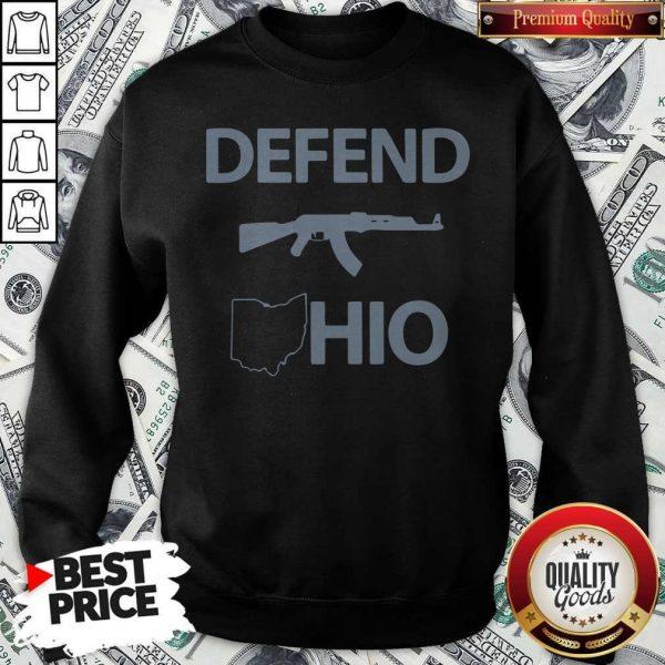 Nice Defend Ohio Sweatshirt