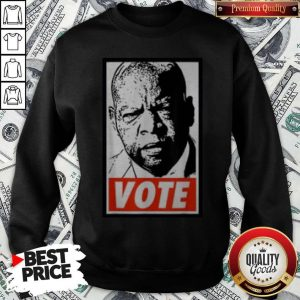 Nice Details about John Lewis Vote Sweatshirt