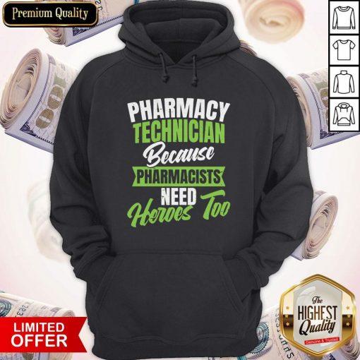 Nice Pharmacy Tech Hoodie