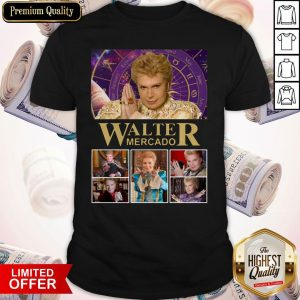 Nice Walter Mercado Playeras In Memorial 1932 2019 Youth Shirt