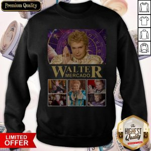 Nice Walter Mercado Playeras In Memorial 1932 2019 Youth Sweatshirt