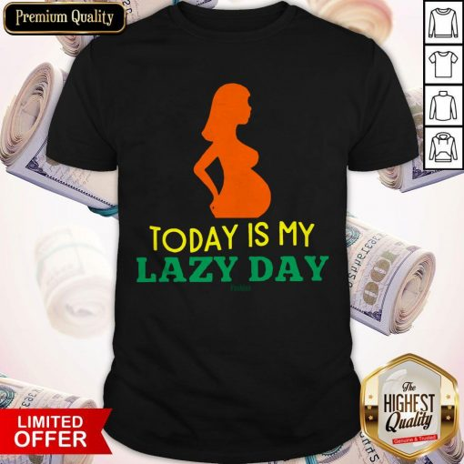 Lazy Mom'S Day Mother'S Lazy Woman Women'S Plus Size T-Shirt