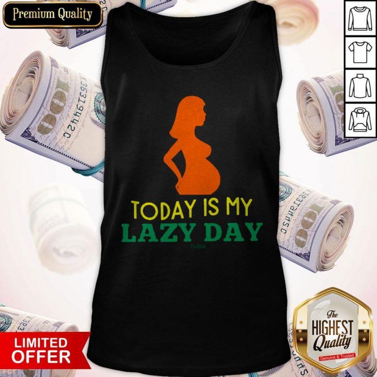Lazy Mom'S Day Mother'S Lazy Woman Women'S Plus Size Tank Top