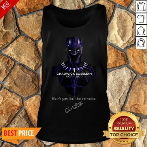 Marvel Of An Actor Amul Tribute To Black Panther Star Chadwick Boseman Tank Top