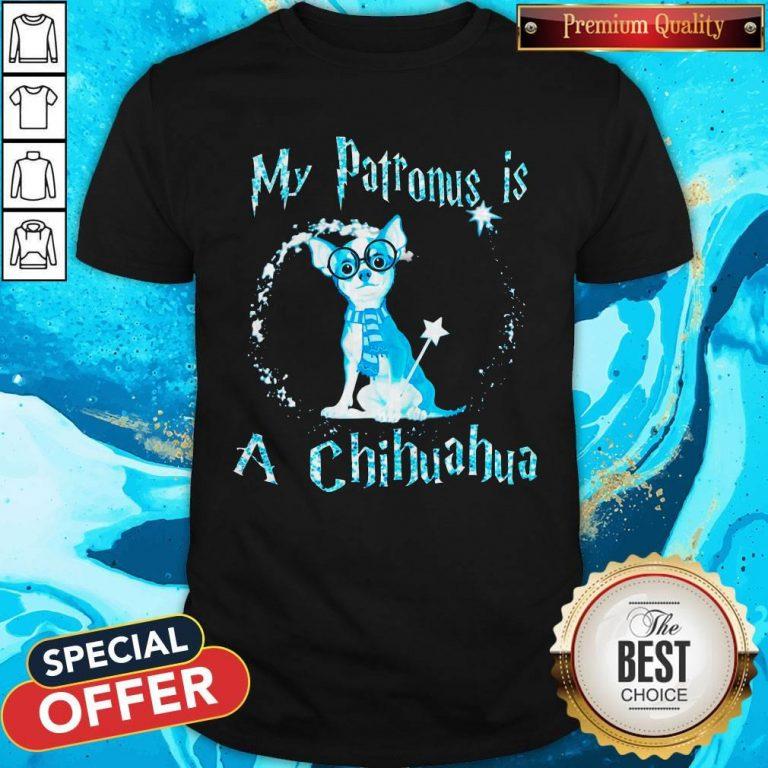 My Patronus Is A Chihuahua Shirt