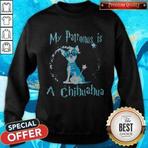 My Patronus Is A Chihuahua Sweatshirt
