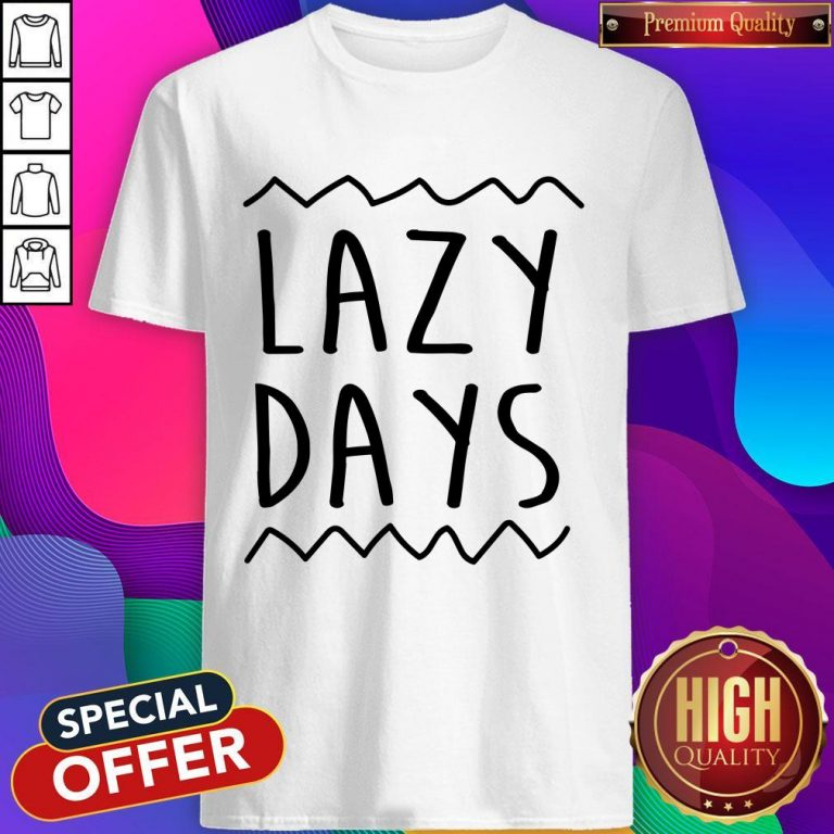 Nice Lazy Days Men's Organic T-Shirt