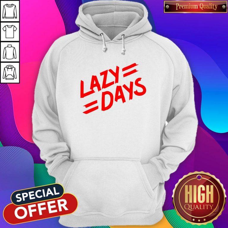 Nice Lazy Days Unisex Tie Dye Hoodie