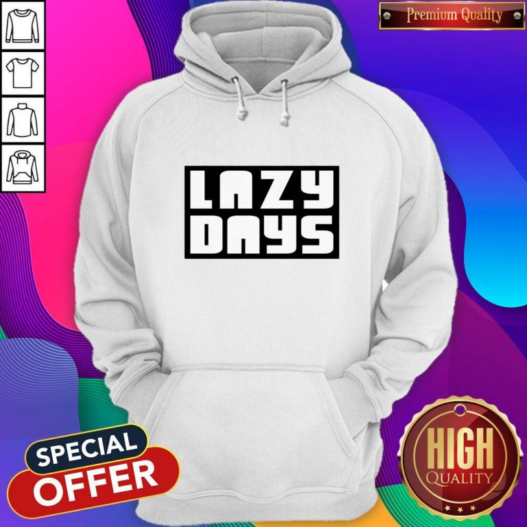 Nice Lazy Days Unisex Tri-Blend Hoodie