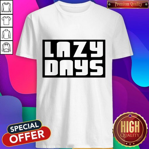 Nice Lazy Days Unisex Tri-Blend T-Shirt