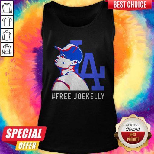 Nice Los Angeles Dodgers Free Joe Kelly Tank Top