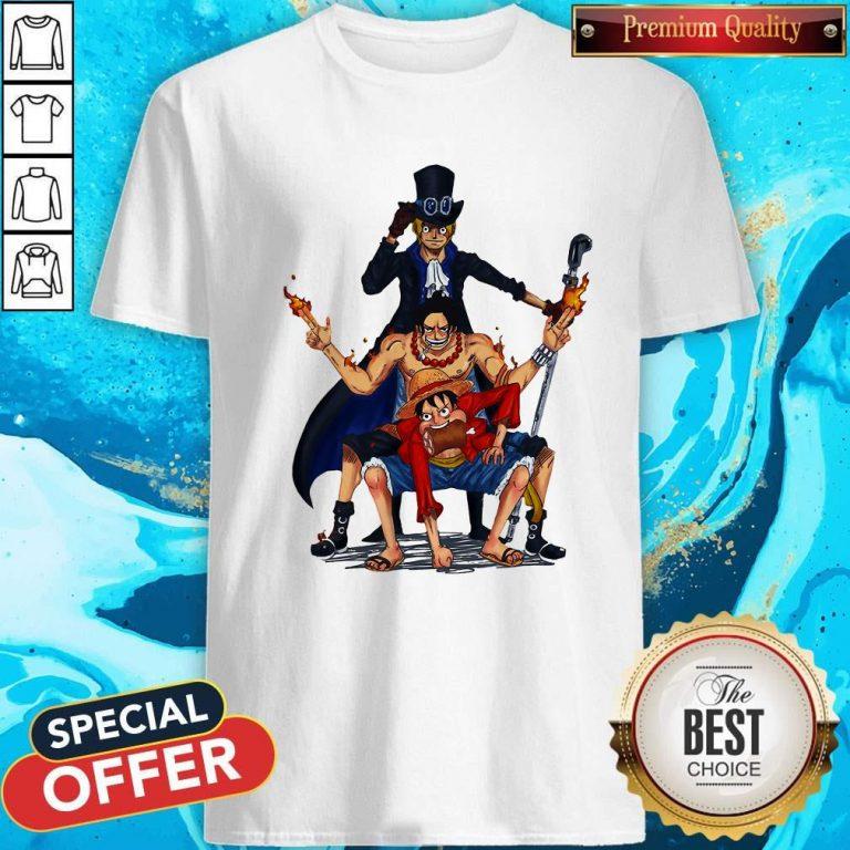 Nice One Piece Characters Shirt