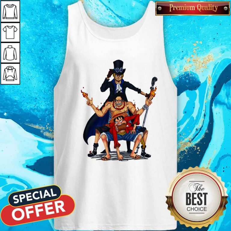 Nice One Piece Characters Tank Top