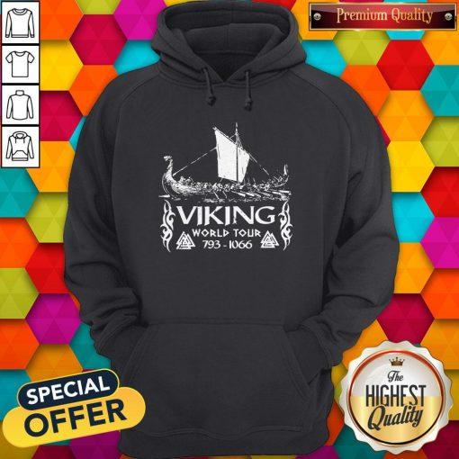 Nice Viking World Tour 793 1066 Hoodie