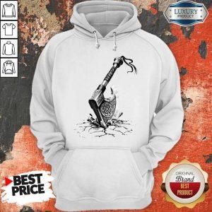 Nice Wikinger Axt Viking Hoodie