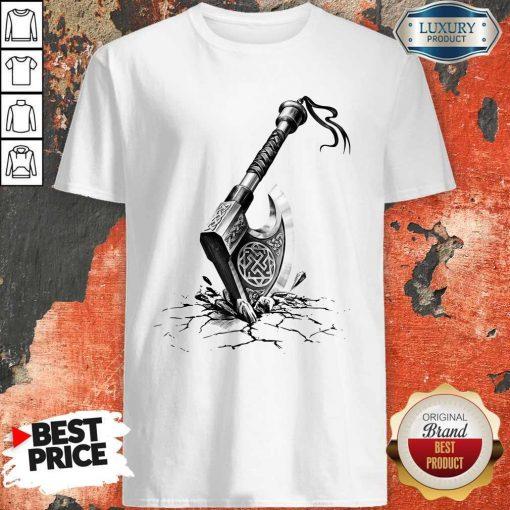 Nice Wikinger Axt Viking Shirt
