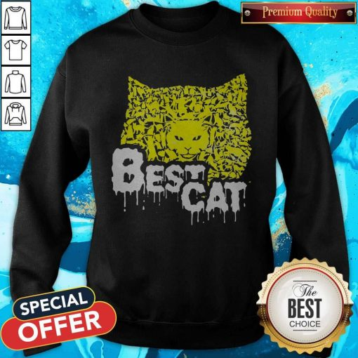 Office Best Cat Sweatshirt