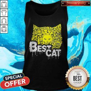 Office Best Cat Tank Top