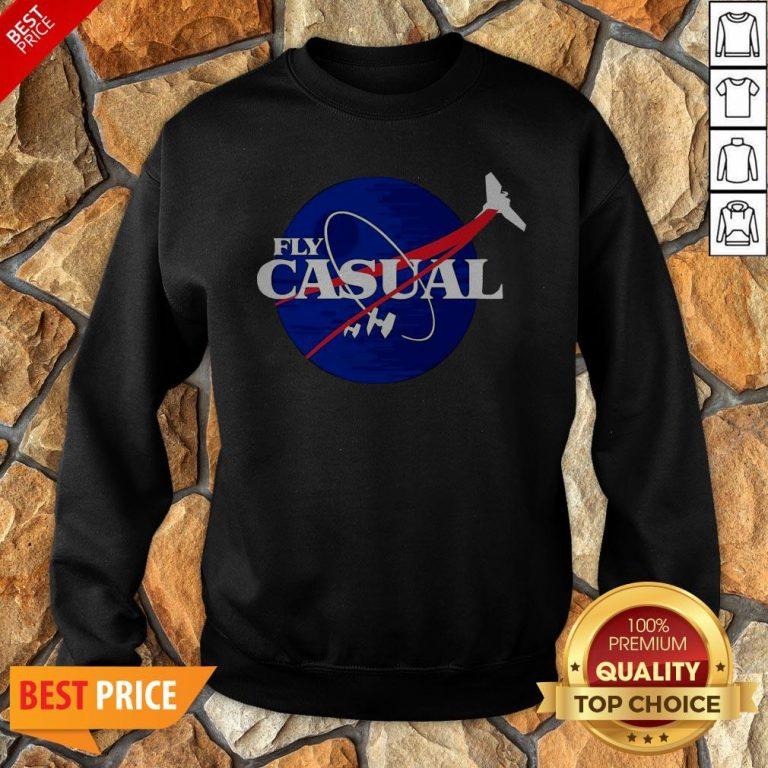 Office Fly Casual Sweatshirt