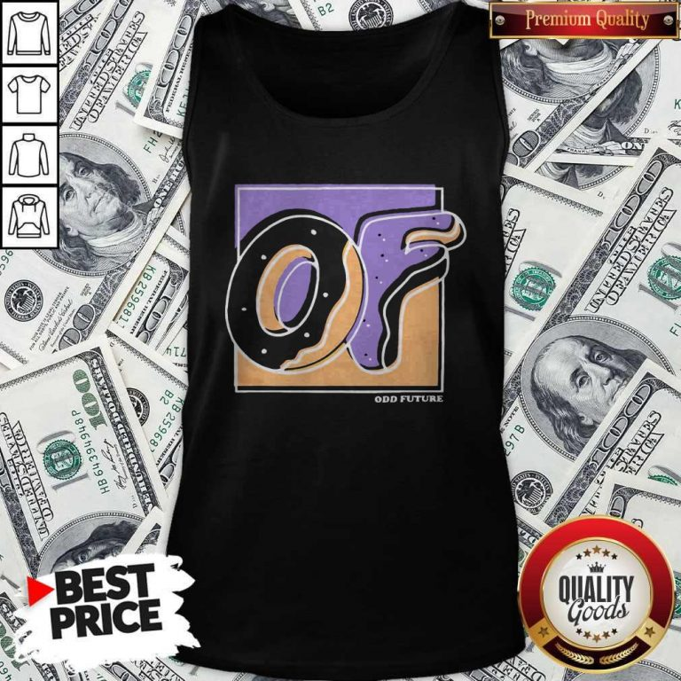 Official OF Odd Future Tank Top