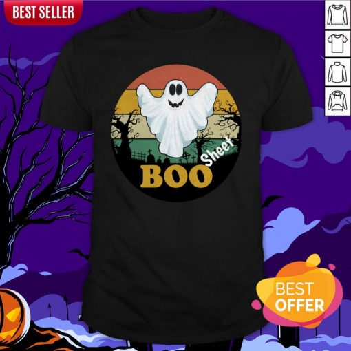 Boo 2020 Tee Spooky Halloween Vintage Shirt