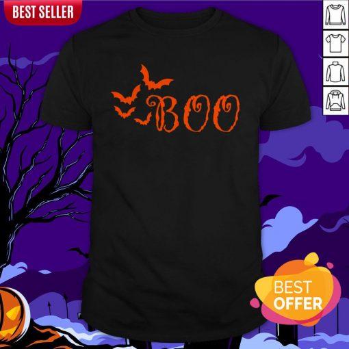 Boo Happy Halloween Day 2020 Shirt
