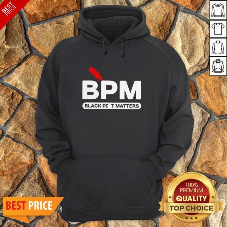 Nice BPM Black Piet Matters Hoodie