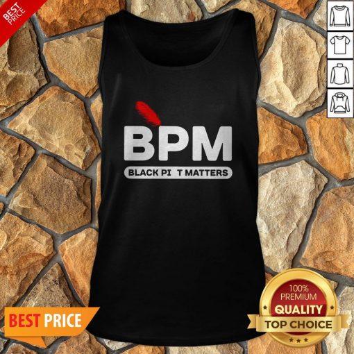 Nice BPM Black Piet Matters Tank Top