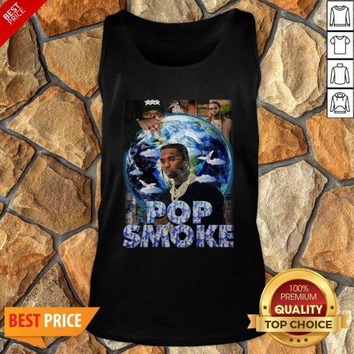 Nice Pop Smoke 2020 Tank Top