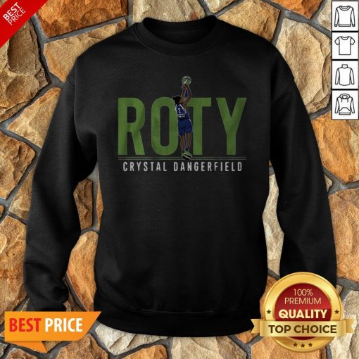 Crystal Dangerfield Roty Minnesota Sweatshirt