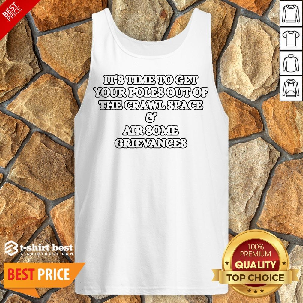 Good Non Commercial Holiday Festivus 2020 Tank Top- Design By T-shirtbest.com
