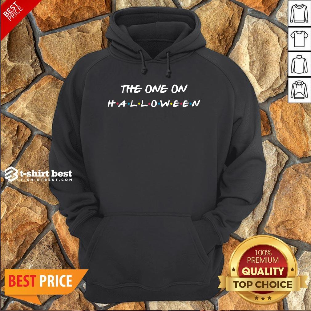 Hot Halloween 2020 Friends The One On Halloween Hoodie- Design By T-shirtbest.com