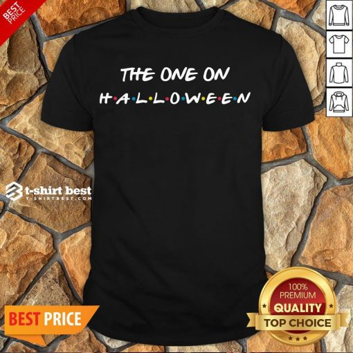 Hot Halloween 2020 Friends The One On Halloween Shirt- Design By T-shirtbest.com