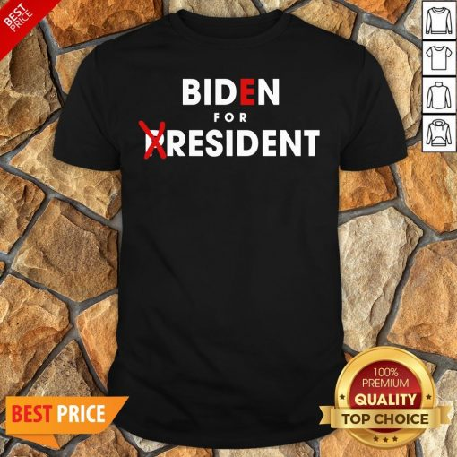 Nice Anti Joe Biden For President Shirt