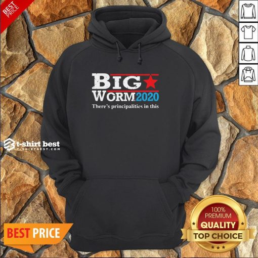 Nice Big Worm 2020 Hoodie