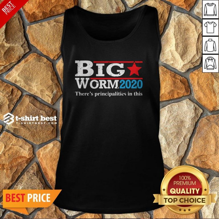 Nice Big Worm 2020 Tank Top