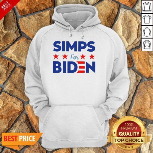 Nice Simps For Biden Unisex Hoodie