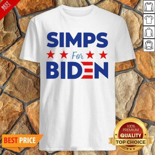 Nice Simps For Biden Unisex Shirt
