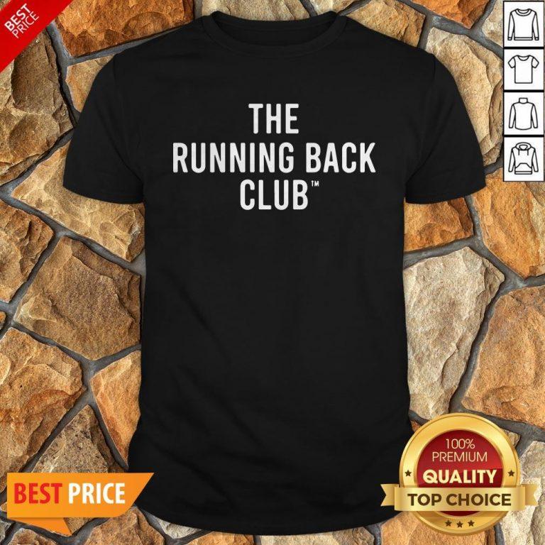 Nice The Running Back Club Shirt