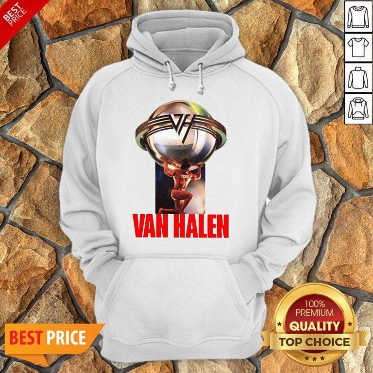 Nice Van Halen 5150 Hoodie