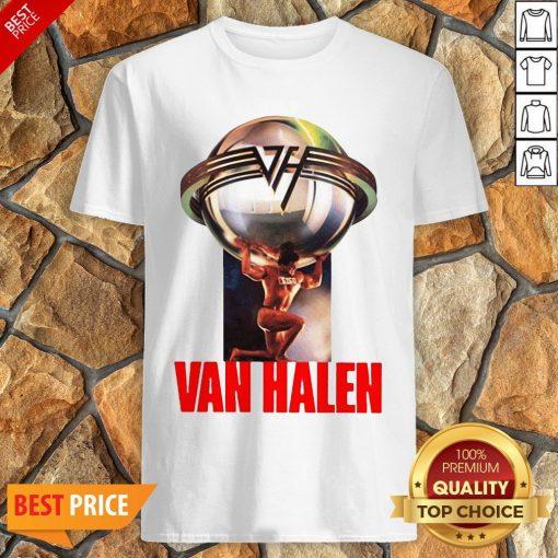 Nice Van Halen 5150 Shirt