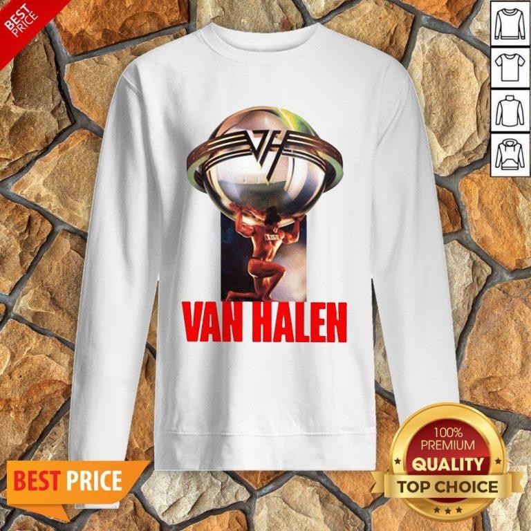 Nice Van Halen 5150 Sweatshirt