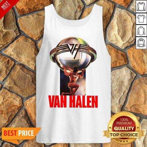 Nice Van Halen 5150 Tank Top