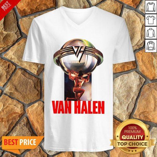 Nice Van Halen 5150 V-neck