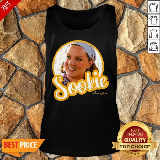 Official Gilmore Girls Sookie Circle Portrait Tank Top