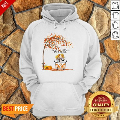The Nightmare Before Christmas It's The Most Wonderful Time Of The Year Hoodie