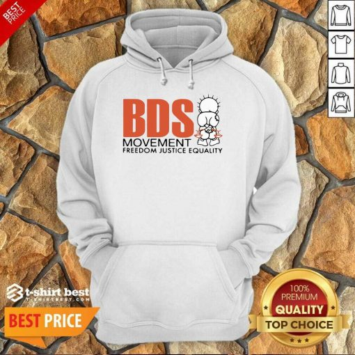 Awesome Bds Movement Freedom Justice Equality Hoodie